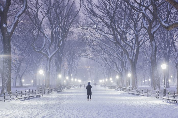 New York im Blizzard – mit besten Foto-Motiven (Foto: Anthony Quintano/Flickr)