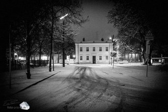 Silent Empty Winter Night - St.-Martins-Platz (Foto: Eric Paul)